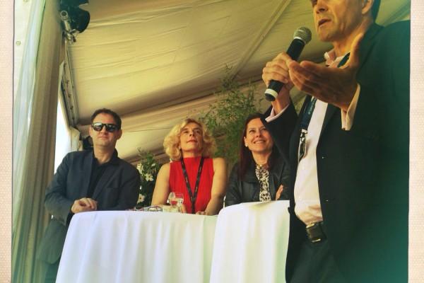 Festival de Cannes 2016 : présentation de Ted Shapiro (Wiggin LLP)