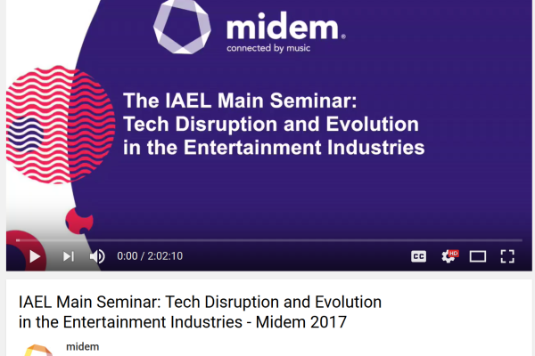 image midem video 2017