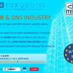 GDPR consulting offer catered for DNS industry operators